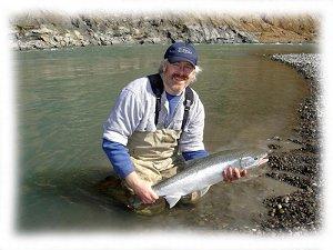 Queets River Steelhead