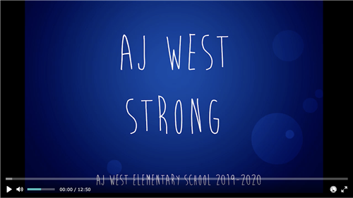 AJ West Strong