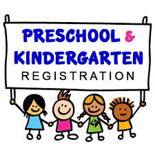 Preschool/Kindergarten Registration
