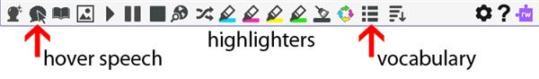 readwrite toolbar