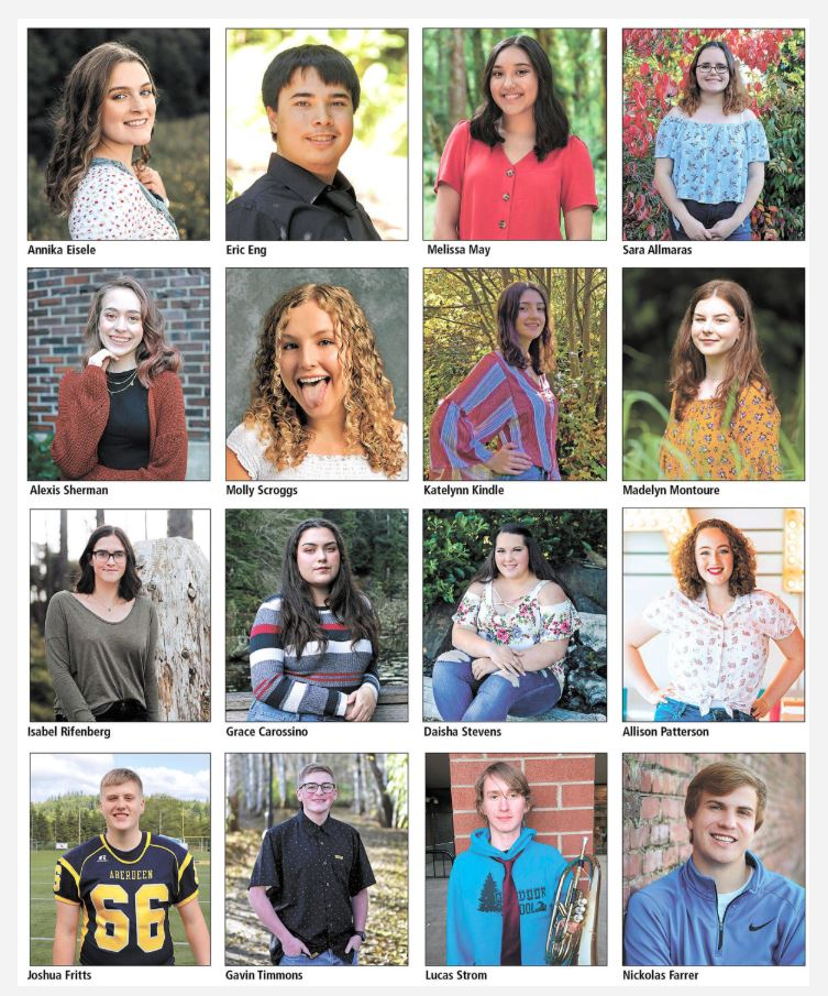 Meet the Class of 2020 Top Scholars
