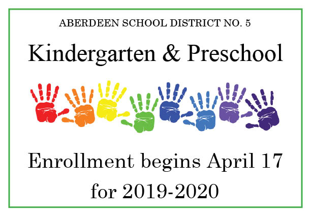 Kindergarten and Preschool 2019